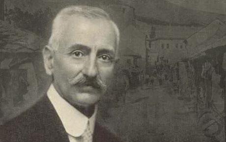 Rođen Aleksa Šantić