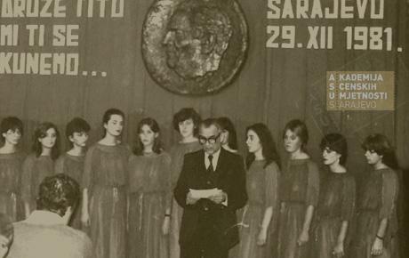 Osnovana Akademija scenskih umjetnosti u Sarajevu