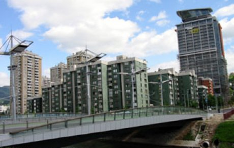 Otvoren Bosmalov most