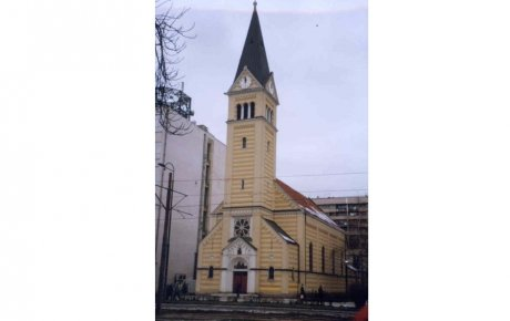 Postavljen kamen temeljac za crkvu Presvetog Trojstva