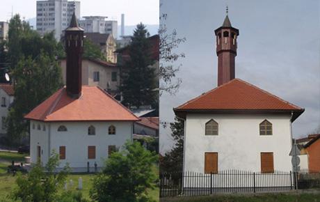 Srušena Dolačka džamija