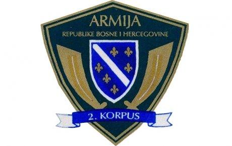 Formiran 2. korpus Armije RBiH