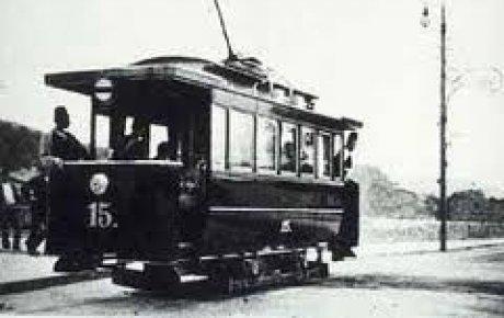 Prvi električni tramvaj u Sarajevu