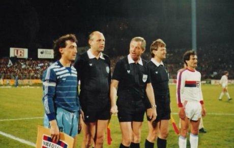 Odigrana utakmica FK Željezničar - Videoton