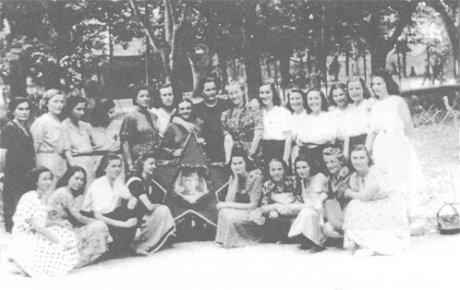 Antifašistički front žena (AFŽ)