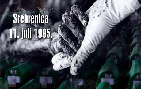 Godišnjica genocida u Srebrenici