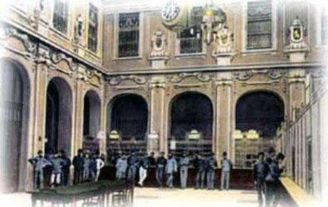 Otvorena palata Direkcije pošta u Sarajevu