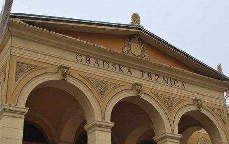Otvorena Gradska tržnica u Sarajevu
