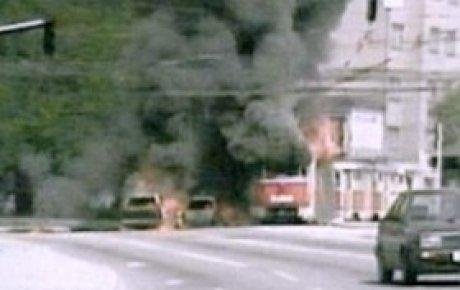 Srpski agresori granatirali tramvaje sa putnicima