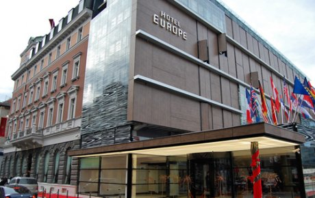 Otvoren hotel Evropa
