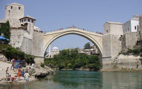 Mostar ponovo postao jedinstven grad