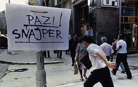 Počela opsada Sarajeva
