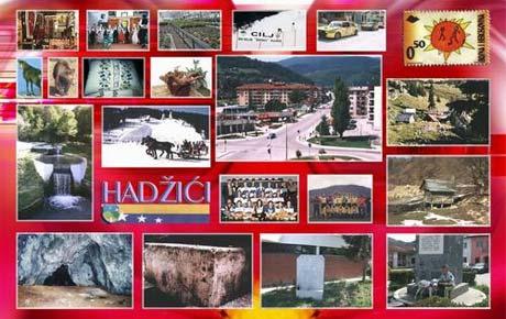 Reintegrisana opština Hadžići