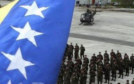 Formirane Oružane snage BiH