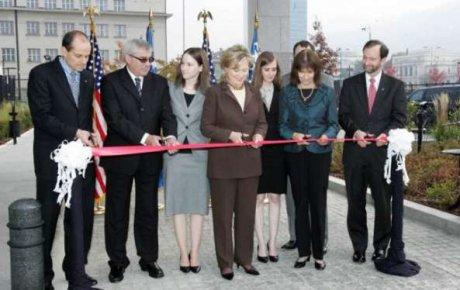 Otvorena američka ambasada u Sarajevu