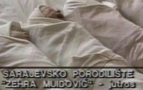 """Granatirano porodilište """"Zehra Muidović"""""""