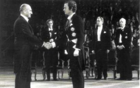 Vladimir Prelog dobio Nobelovu nagradu