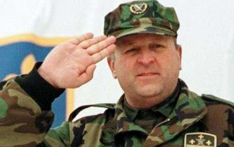 Rođen Rasim Delić - general ARBiH