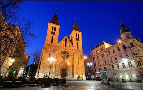 Položen temeljac Sarajevskoj katedrali