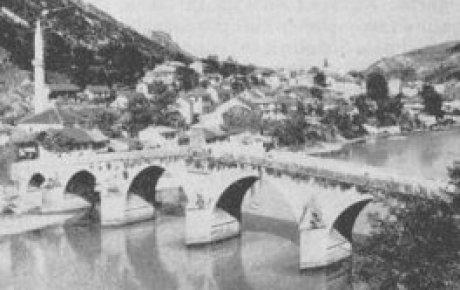 Njemački okupatori srušili Stari kameni most u Konjicu