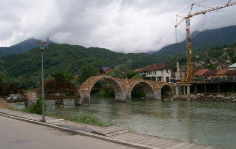 Počela obnova Starog kamenog mosta u Konjicu