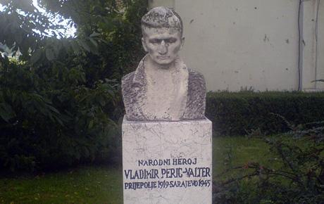 Godišnjica smrti Vladimira Perića - Valtera