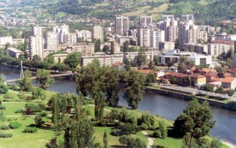 Prvo spominjanje grada Zenice