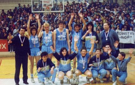 Jedinstvo osvojilo titulu prvaka Evrope