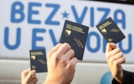 Ukinute vize građanima BiH