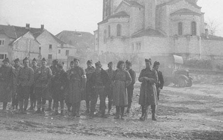 Partizanske snage oslobodile Bihać