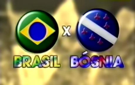 Odigrana prijateljska utakmica Brazil - BiH