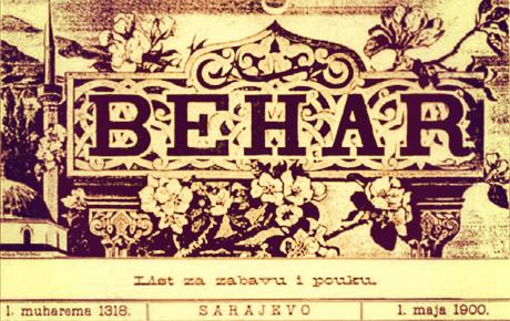 Objavljen prvi broj časopisa Behar