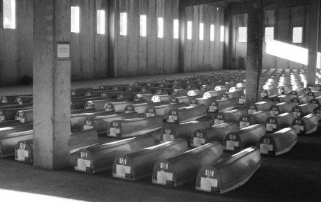 Ukopano prvih 600 žrtava srebreničkog genocida