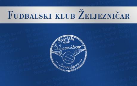 "Osnovan fudbalski klub ""Željezničar"""