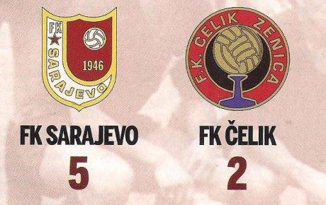 """FK """"Sarajevo"""" osvojio prvu titulu"""