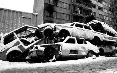 3777 granata ispaljenih na Sarajevo u jednom danu