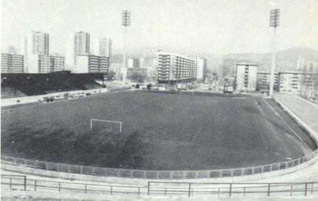 "Otvoren stadion ""Grbavica"""