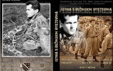 Godišnjica pogibije komandanta  Izeta Nanića