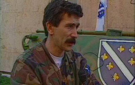 Rođen Mustafa Hajrulahović - Talijan (general ARBiH)