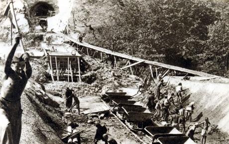 Počela izgradnja pruge Brčko - Banovići