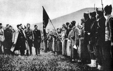 Osnovana Prva proleterska brigada
