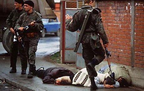 Prve žrtve četničkih zločina