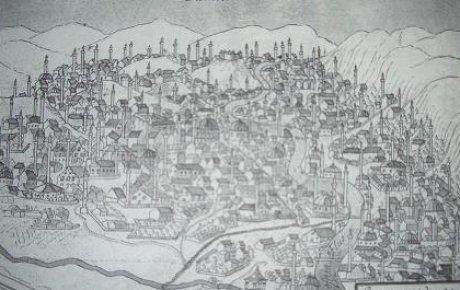 Eugen Savojski popalio Sarajevo
