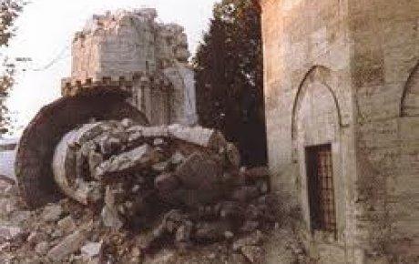 Srušena Ferhadija džamija