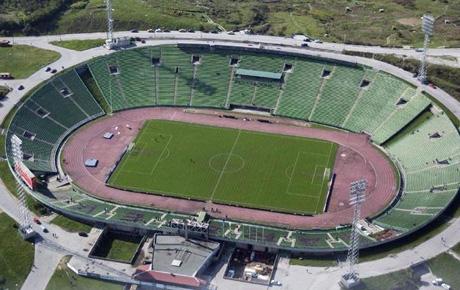"""Otvoren Olimpijski stadion """"Koševo"""""""