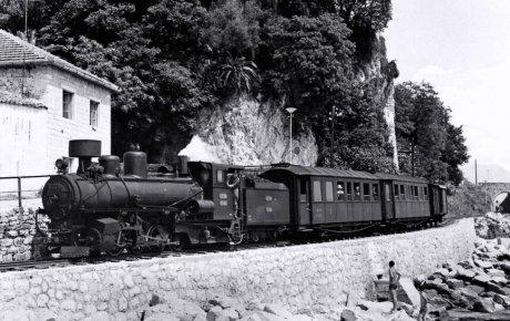 Ukinuta  željeznička pruga Hum - Trebinje - Bileća