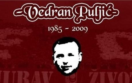 Ubijen Vedran Puljić
