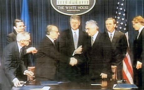 Washingtonski sporazum