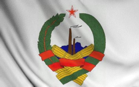 Usvojen grb Bosne i Hercegovine (1946. - 1992.)